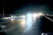 Resultado de imagen para Avenida Charles de Gaulle,  en santo domingo este oscura